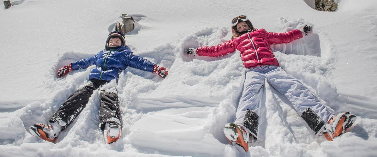 Wintervergnügen mit Kindern am Kronplatz bei Olang Südtirol – Aktivitäten in Olang in Südtirol im Sommer und im Winter
