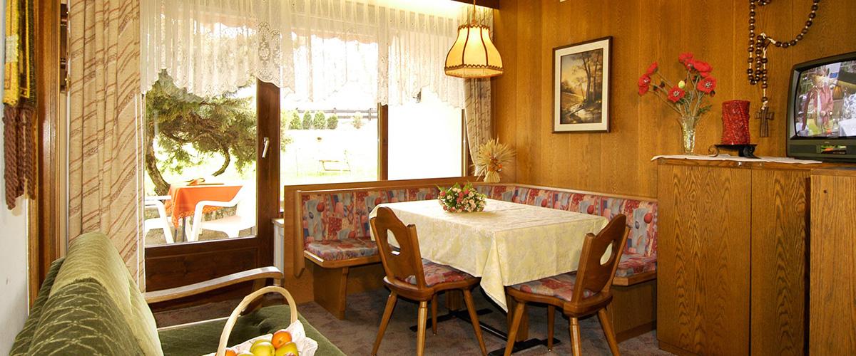 Appartement in der Residenz Aichner ** in Olang Südtirol