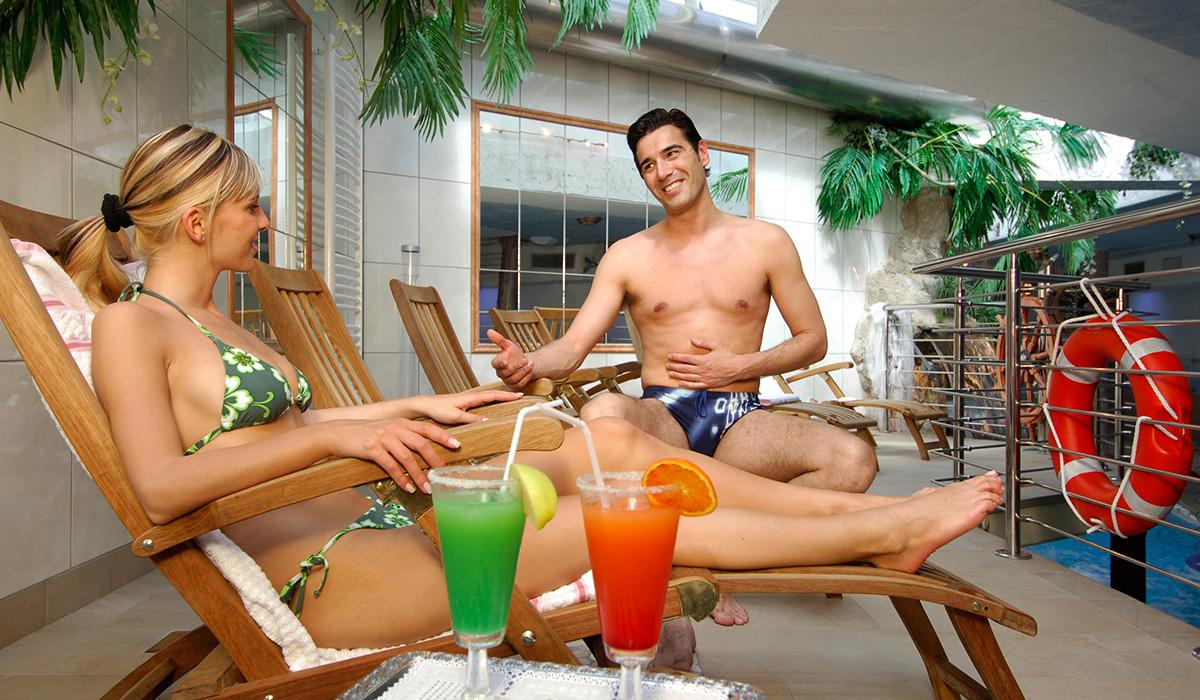 Wellness im Hotel Aichner **** in Olang am Kronplatz in Südtirol