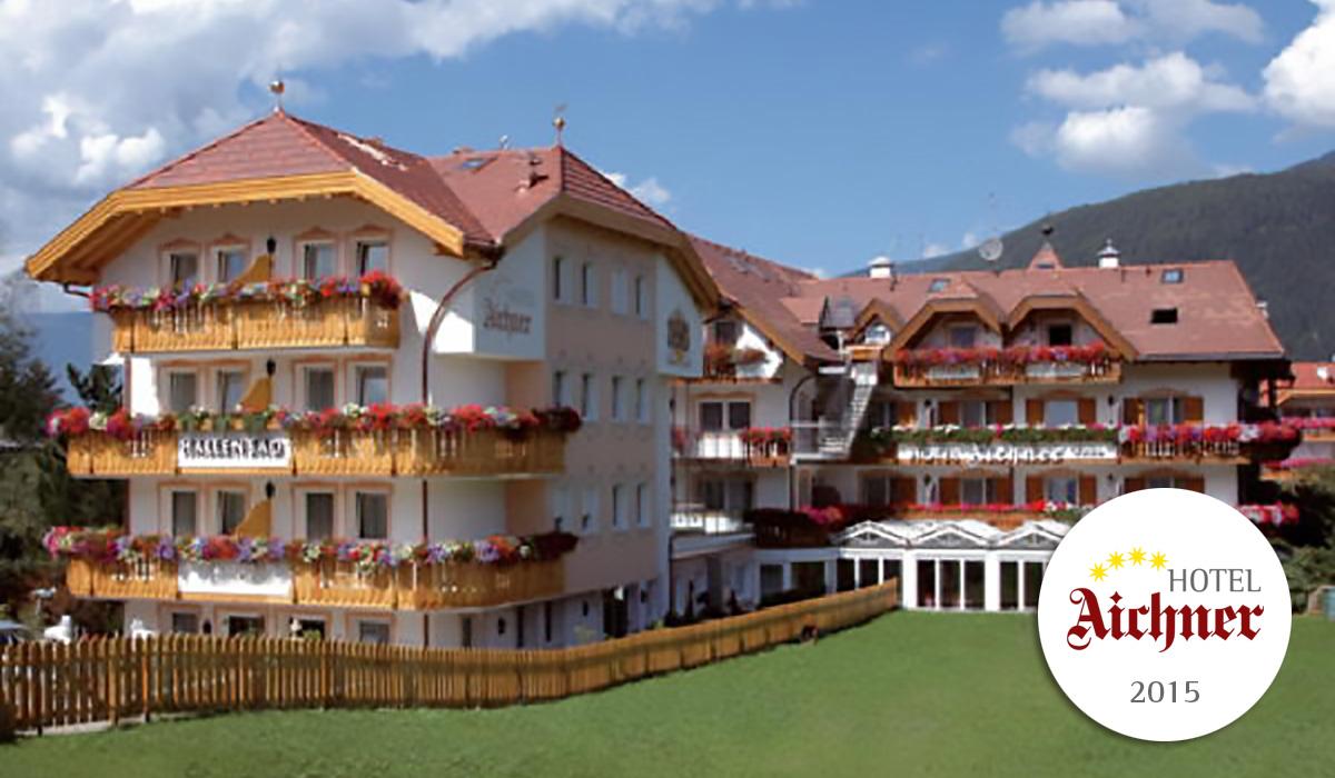 La storia del hotel aichner a valdaora ai piedi del plan for Valdaora hotel