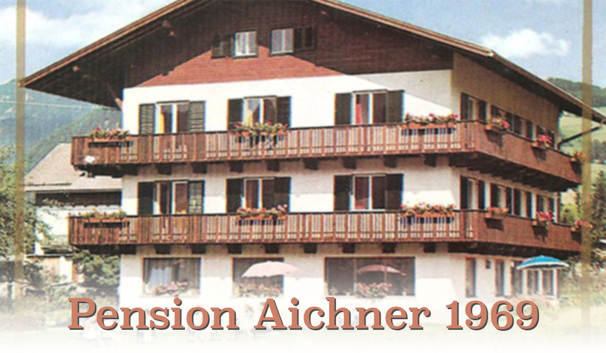 Pension Aichner 1969